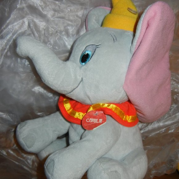 Kohl's Cares for Kids Disney Plush Dumbo Elephant